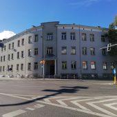 budynek sanepidu w białymstoku