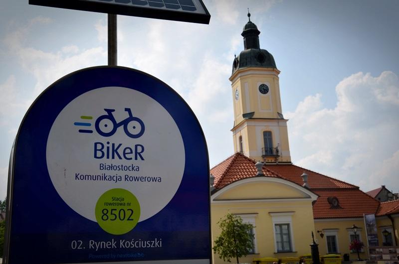 Flash Białystok Białystok. BiKeR y wracają na ulice