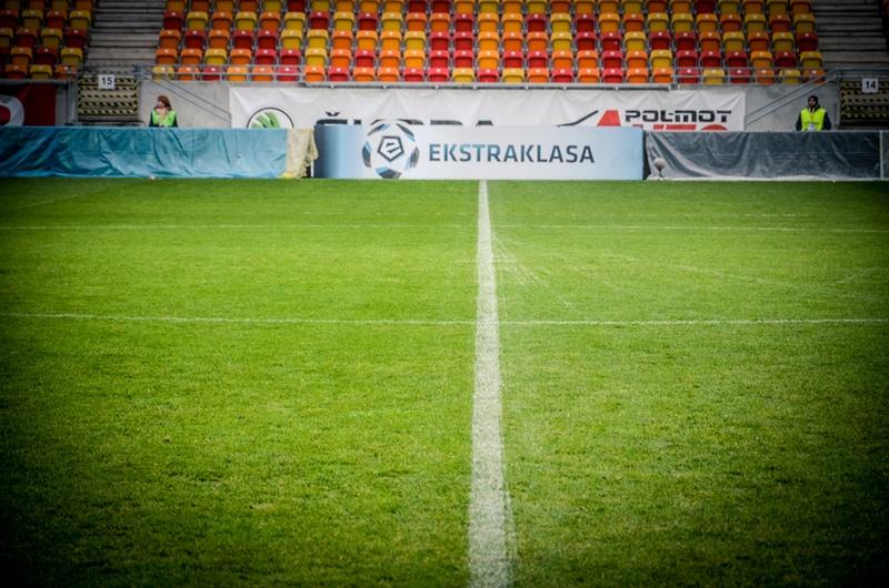 Murawa piłkarskiego stadionu