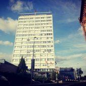 Budynek Urzędu Miejskiego przy ul. Słonimskiej w Białymstoku