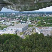 działki w pobliżu lotniska krywlany