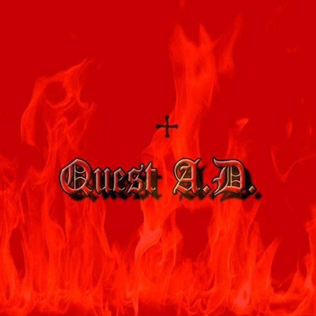 Czerwień i czerń - Quest A.D.