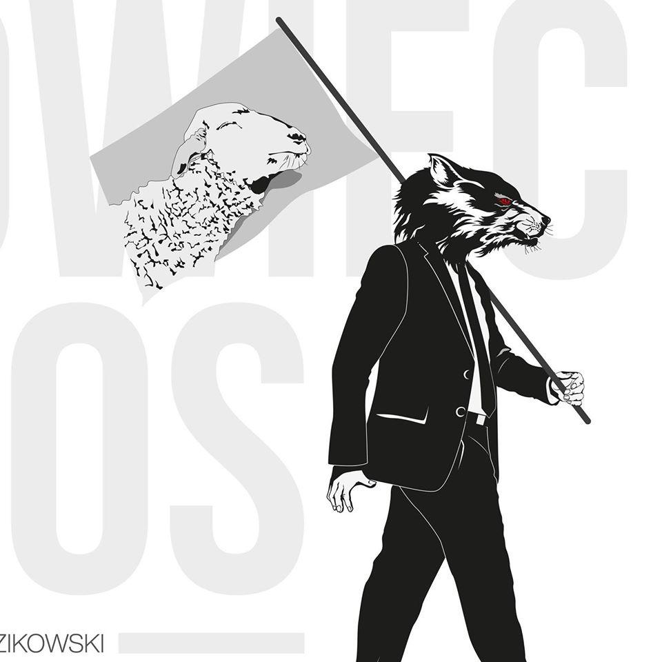 Owiec los - Bartek Dzikowski