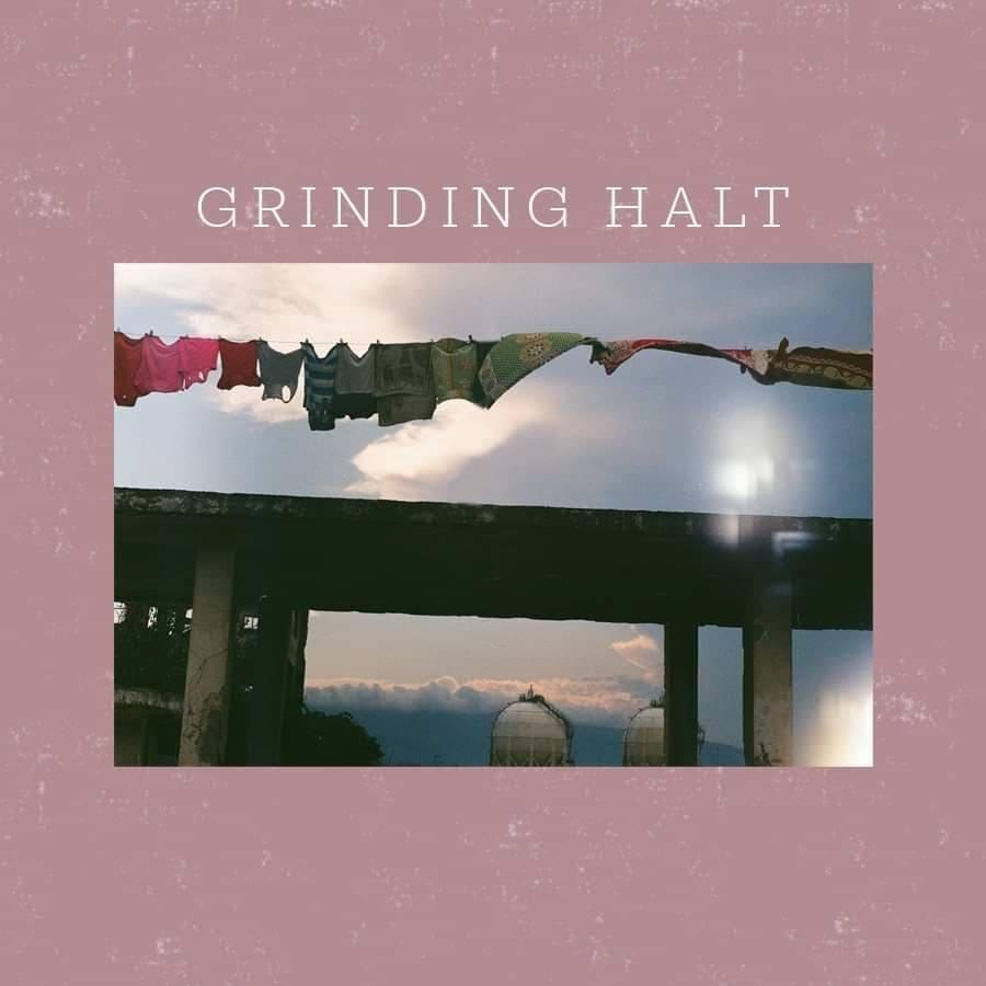 Wrong - Grinding Halt