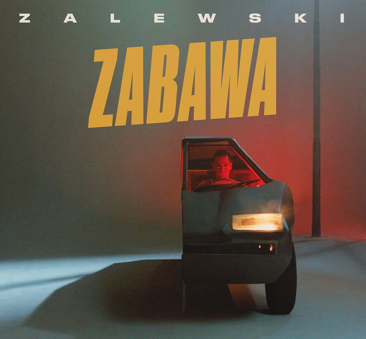 Szpieg - Krzysztof Zalewski