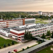 kampus Politechniki Białostockiej