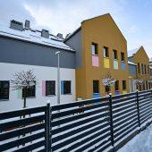 Budynek nowego żłobka miejskiego