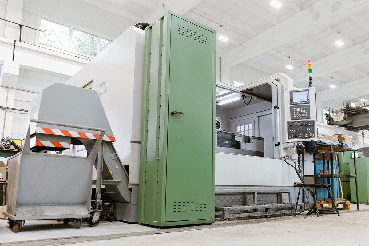 Instytut Innowacji i Technologii Politechniki Białostockiej_Hala maszyn